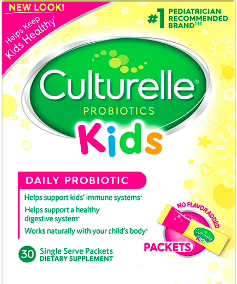Image of Culturelle Probiotics Kids Powder No Flavor Added
