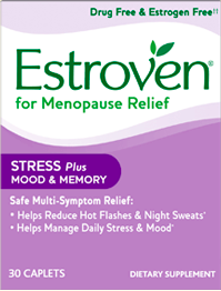 Image of Estroven Stress Plus Mood & Memory
