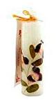 Image of Flower Candle Tuberose Cylindrical