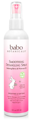 Image of Smoothing Detangling Spray Berry & Primrose Oil