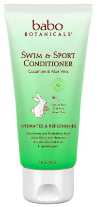 Image of Swim & Sport Conditioner Cucumber & Aloe Vera