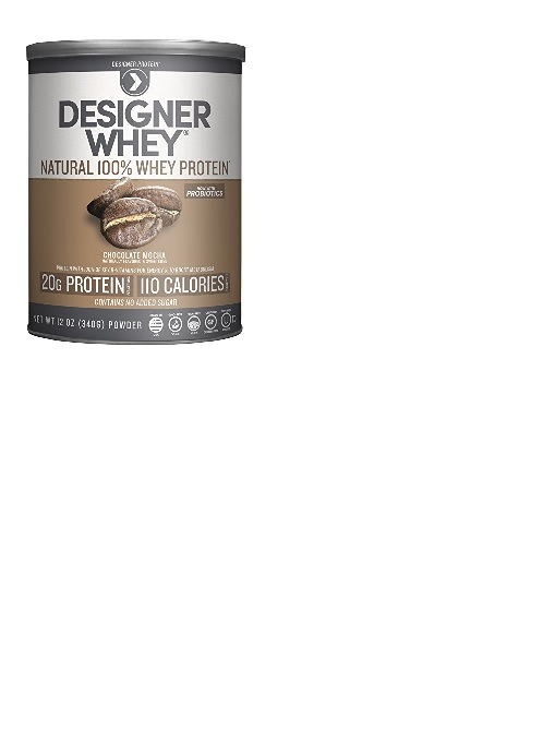 Image of Designer Whey Protein Powder Chocolate Mocha