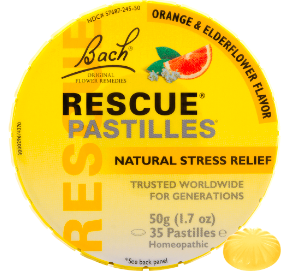 Image of Rescue PASTILLES Orange Tin