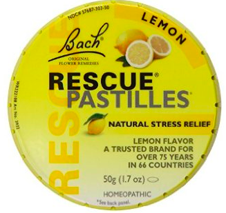 Image of Rescue PASTILLES Lemon Tin