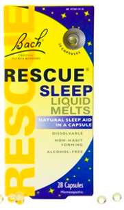 Image of Rescue SLEEP Liquid Melts (Dissolvable Capsule)