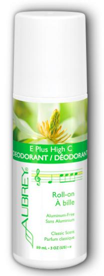 Image of Deodorant Roll-On E Plus High C