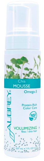 Image of Chia Mousse Volumizing