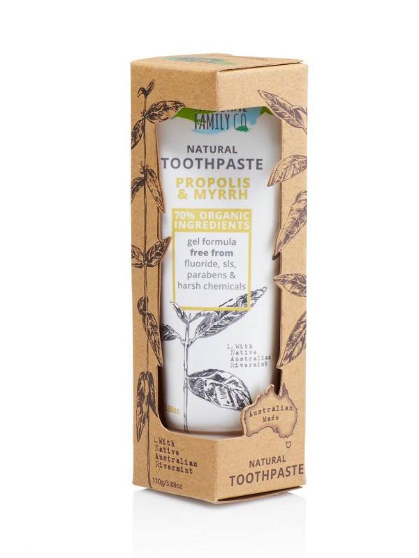 Image of Propolis & Myrr Toothpaste 6 Pack