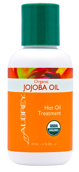 Image of Organic Jojoba Oil Hot Oil Treatment