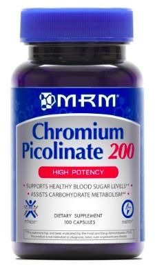 Image of Chromium Picolinate 200 mcg