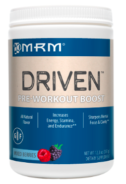 Image of Driven Powder (Pre-Workout Boost) Mixed Berries