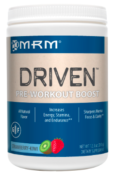Image of Driven Powder (Pre-Workout Boost) Strawberry-Kiwi