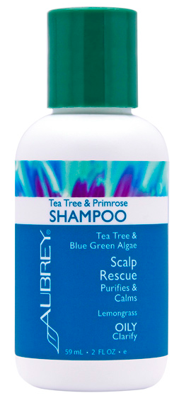 Image of Tea Tree & Primrose Shampoo (Oily Hair)