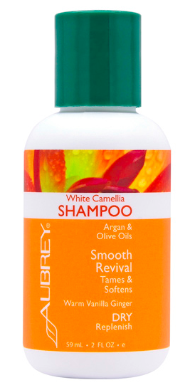 Image of White Camellia Shampoo (Dry Hair)