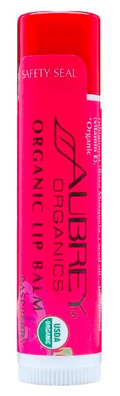 Image of Organic Lip Balm Raspberry