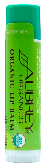 Image of Organic Lip Balm Spearmint