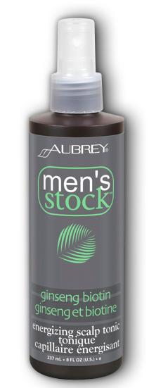 Image of Men's Stock Ginseng Biotin Scalp Tonic