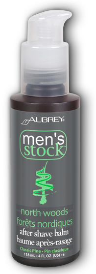 Image of Men's Stock North Woods After Shave Balm