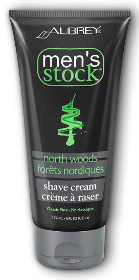Image of Men's Stock North Woods Shave Cream