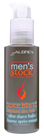 Image of Men's Stock Spice Island After Shave Balm