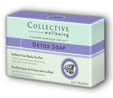 Image of Detox Soap Body Bar