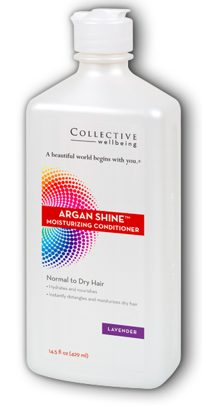 Image of Argan Shine Moisturizing Conditioner Lavender (Normal to Dry Hair)