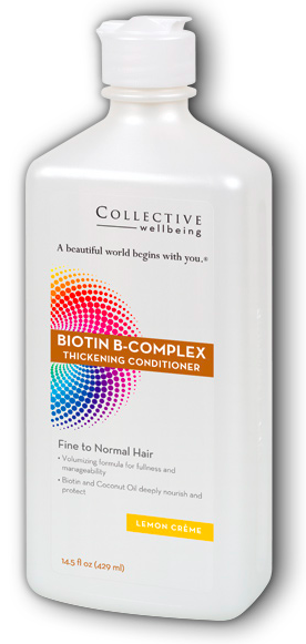 Image of Biotin B-Complex Thickening Conditioner Lemon (Fine to Normal Hair)