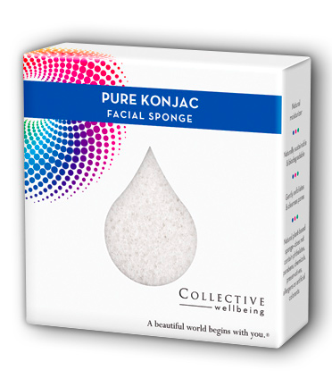 Image of Pure Konjac Facial Sponge