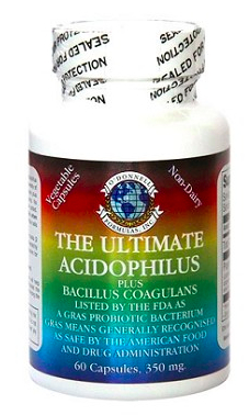 Image of The Ultimate Acidophilus 350 mg