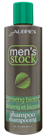 Image of Men's Stock Ginseng Biotin Shampoo
