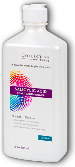 Image of Salicylic Acid Scalp Conditioner Citrus (Normal to Dry Hair)