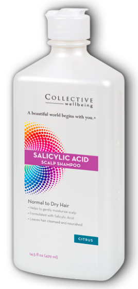 Image of Salicylic Acid Scalp Shampoo Citrus (Normal to Dry Hair)