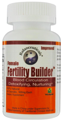 Image of Female Fertility Builder