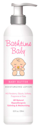 Image of Baby Butter Moisturizing Lotion