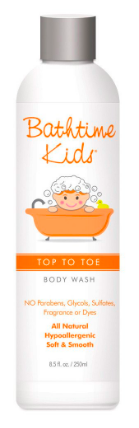Image of Top To Toe Body Wash