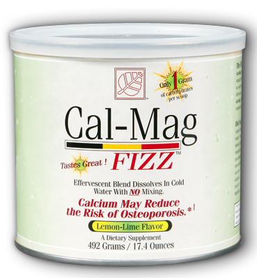 Image of Cal-Mag Fizz Powder Lemon-Lime