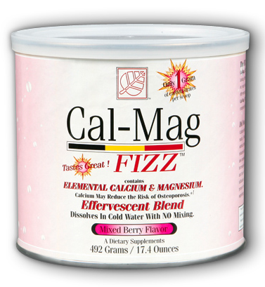 Image of Cal-Mag Fizz Powder Mixed Berry