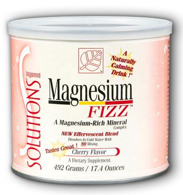 Image of Magnesium Fizz Powder Cherry