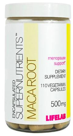 Image of ENCAPSULATED SUPERNUTRIENTS Maca Root 500 mg