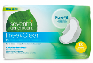 Image of Free & Clear Pads Regular Ultra-Thin