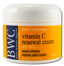 Image of Renewal Cream SPF 17 Vitamin C with CoQ10