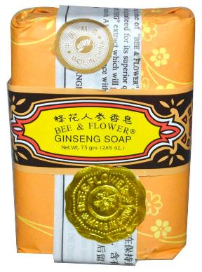 Image of Soap Bar Ginseng