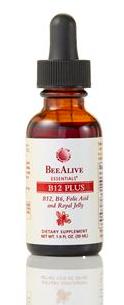 Image of B12 Plus B6, Folic Acid Liquid
