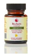 Image of Ginseng Capsule 119 mg (Korean Panax Ginseng)