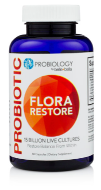 Image of Probiotic Flora Restore 15 Billion 10 Strains