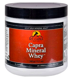 Image of Capra Mineral Whey Protein Powder (Mt. Capra)