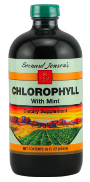 Image of Chlorophyll with Mint Liquid