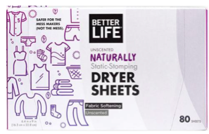 Image of Dryer Sheets Unscented
