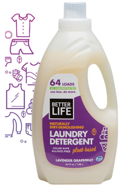 Image of Laundry Detergent Lavender Grapefruit