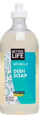 Image of Dish Soap Scent Free